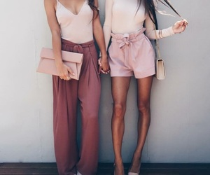 fashion, beauty, and best friends image