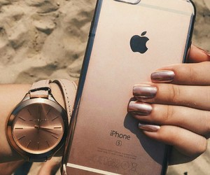 apple, fashion, and beauty image