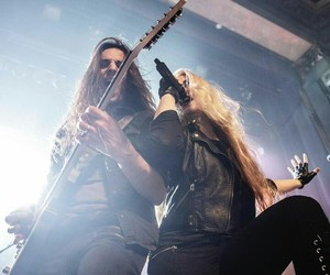 death metal and the agonist image