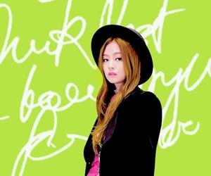 kpop, jennie, and yg entertainment image