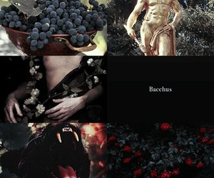 bacchus, dionysus, and edit image