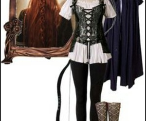 clothes and medieval image