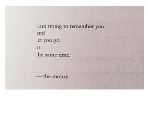 am, i, and let go image