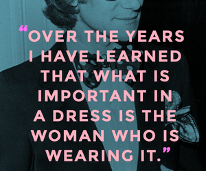 quotes, fashion, and YSL image