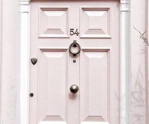 pink, door, and tumblr image