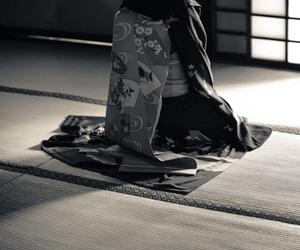geisha, japan, and maiko image