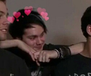 mike, lq, and michael clifford image