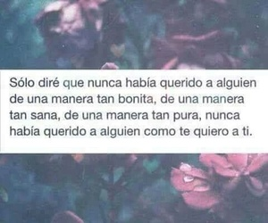 love, frases, and quotes image