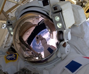 astronaut, earth, and france image