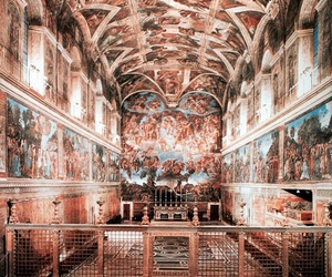 art, painting, and rome image