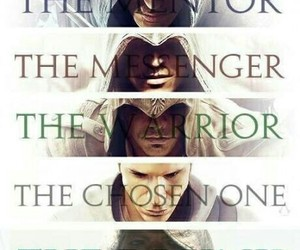assassin's creed, Connor, and edward image