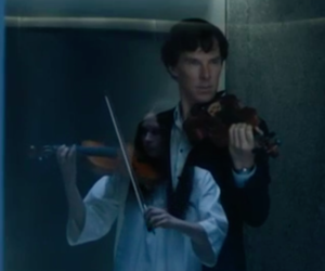 benedict, brother, and holmes image