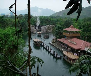 asia, travel, and water image