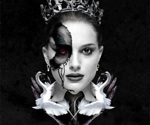 black swan and natalie portman image