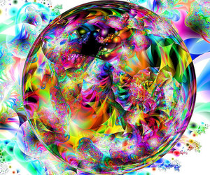 abstract, colorful, and texture image