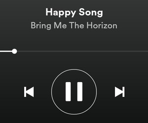 bring me the horizon, music, and rock image