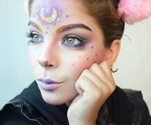 fashion, make up, and sailor moon image