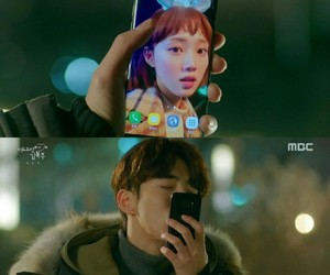 drama and weightlifting fairy image