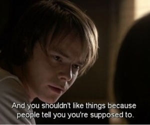 stranger things, quotes, and tumblr image
