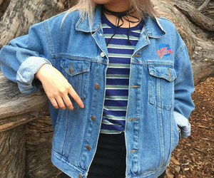 jacket, tumblr, and clothes image