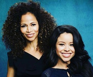 cierra ramirez, the fosters, and mariana foster image
