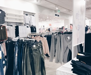 fashion, H&M, and travel image