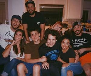 gabbie, friends, and liza koshy image