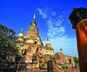 asia, travel, and attraction image