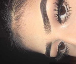 boy, eyebrows, and eyes image