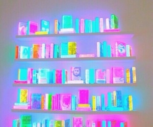 books and glow image