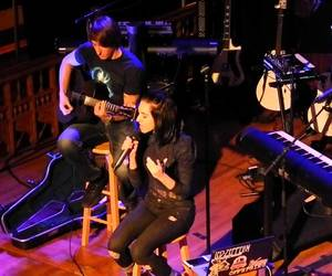 grimmie, music, and siblings image