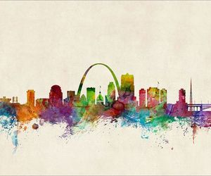 abstract, art, and city image
