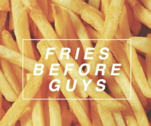 fries, food, and wallpaper image
