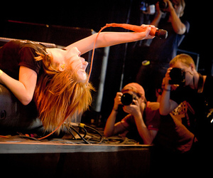 concert, hayley williams, and oh yeah image