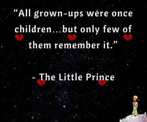 books, quotes, and the little prince image
