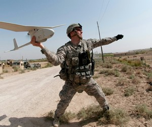 army, awesome, and drone image