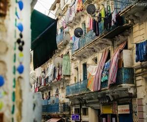 alger, algerie, and balcons image