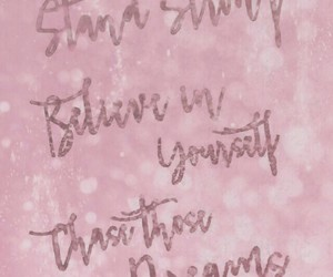 believe, inspiration, and inspire image