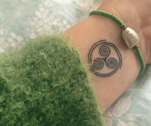celtic, pagan, and symbols image