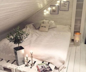 room, beautiful, and bed image