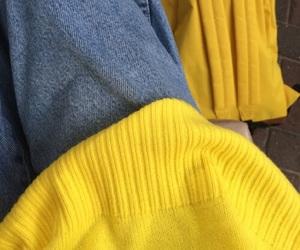 tumblr and yellow image