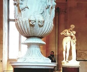 louvre, vase, and mythology image
