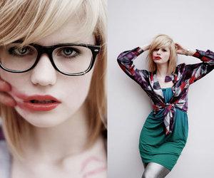 beautiful, blond, and fashion image