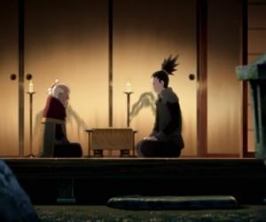 anime, naruto, and shikamaru image