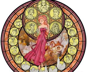disney, princess, and enchanted image