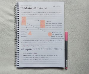 inspiration, korean, and study image
