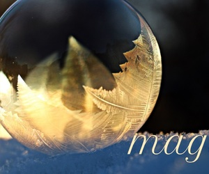 magic and snow image
