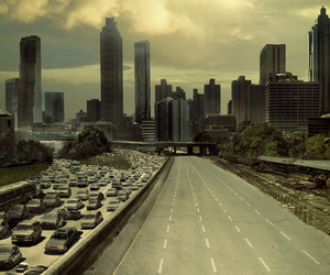 the walking dead, twd, and atlanta image