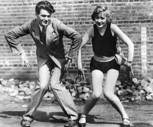 dance, 1920s, and vintage image