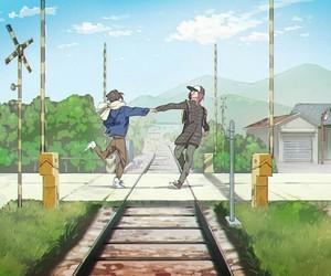 free, nanase haruka, and yaoi image